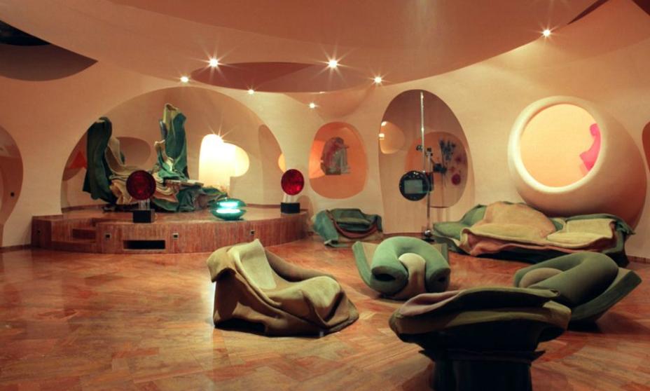 Pierre Cardin S Bubble House 1 Fantastic Viewpoint