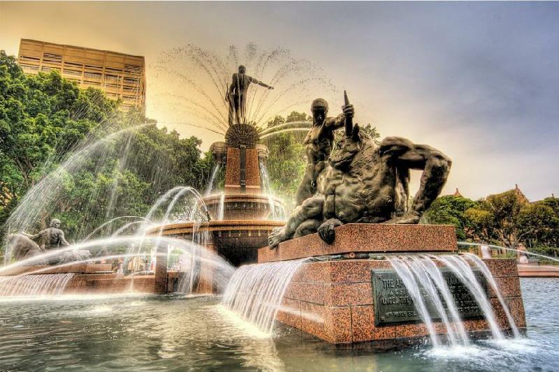 13 Beautiful Fountains Around The World