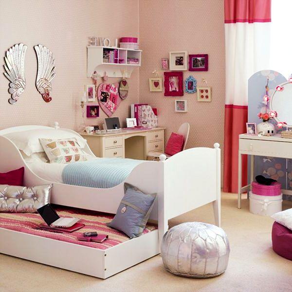 teenage-girls-bedroom-decor - Fantastic Viewpoint on Room Decor For Girl  id=47105