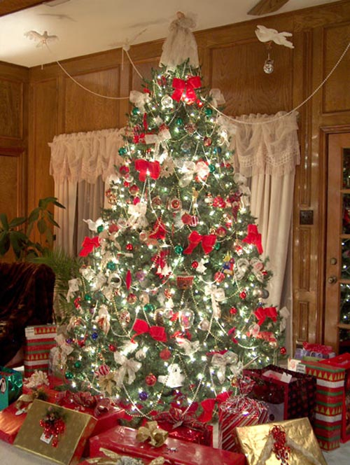 Christmas Tree Pictures4 15 Creative Decorating Ideas