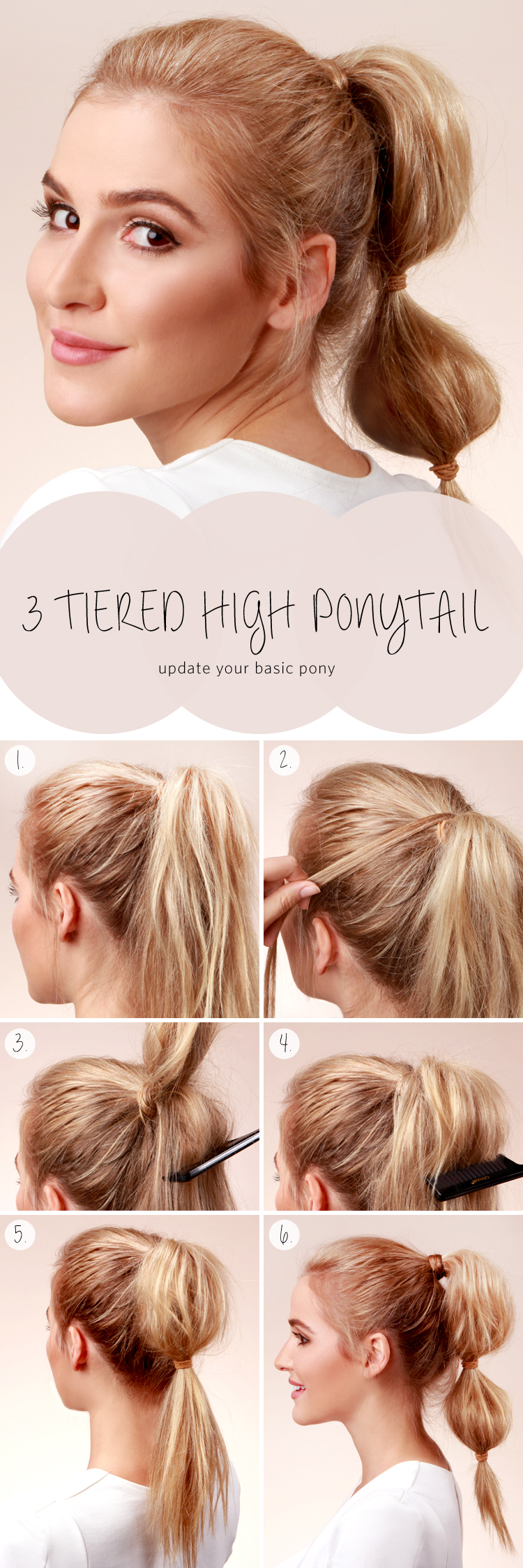 15 Lovely And Useful Hairstyle Tutorials