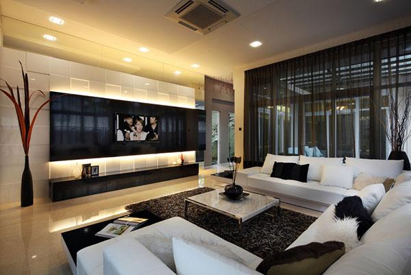 15 Extraordinary Living Room Decorations