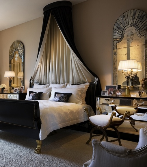 15 Incredibly Modern And Glamour Bedrooms That You Will