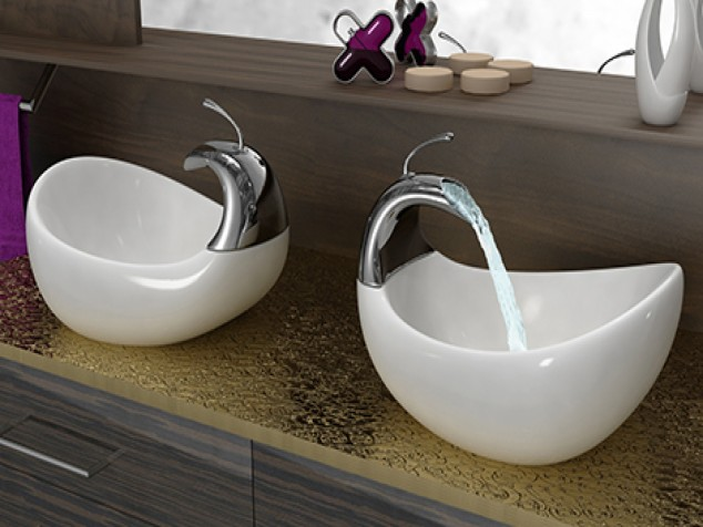 bathroom sinks and faucets ideas 12 the most creative bathroom sink designs 5942