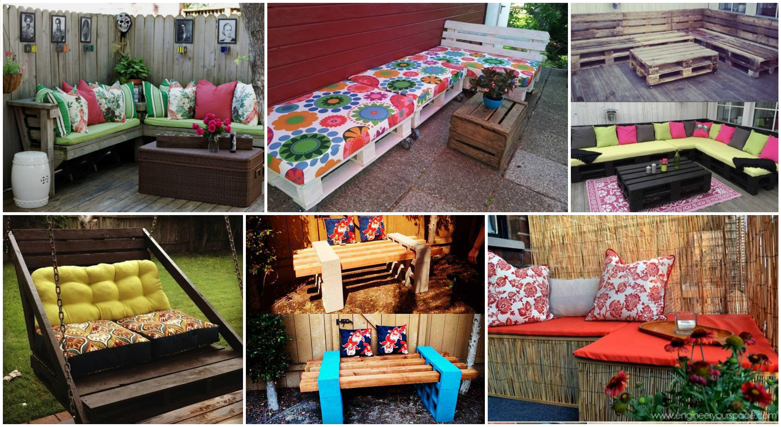 Best Diy Outside Seating Ideas