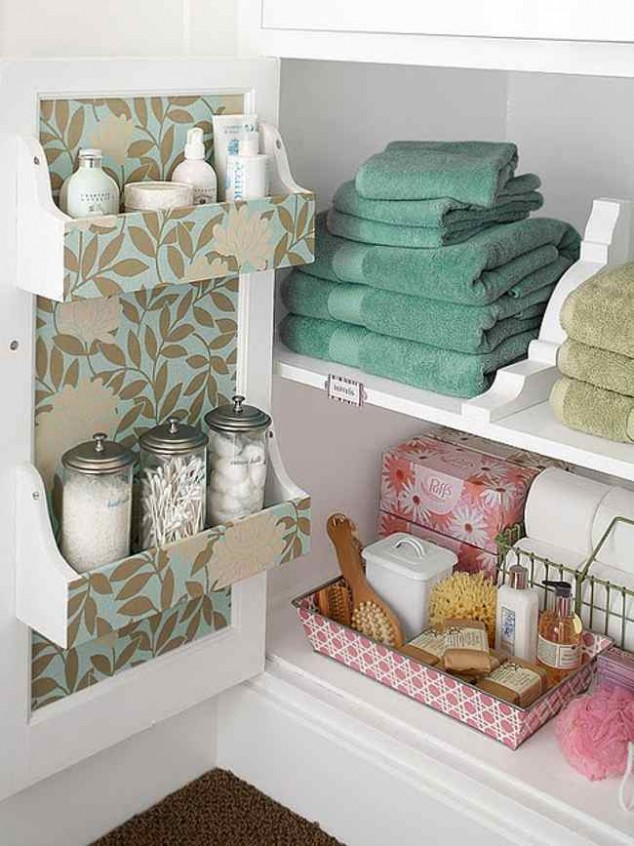 unique bathroom storage ideas 18 creative useful diy storage ideas for tiny bathrooms 287