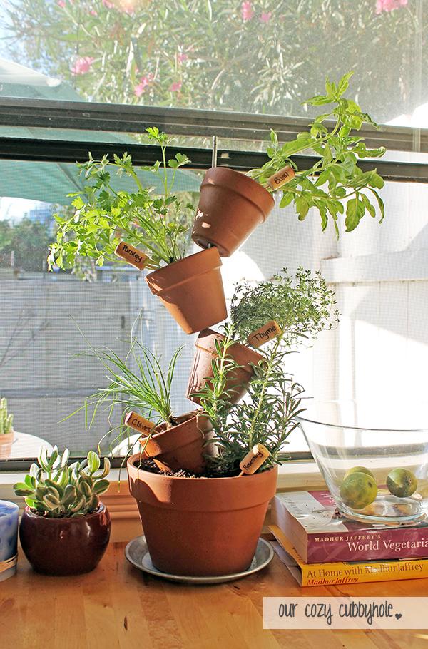 DIY Vertical Herb Garden 12 Creative Ideas How To Display Your Indoor Plants