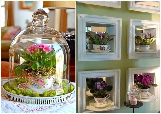 trang tri nha bang cay canh 8 xhay 12 Creative Ideas How To Display Your Indoor Plants
