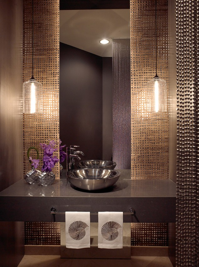 Turn Your Small Bathroom Big On Style With These 15 Modern ...