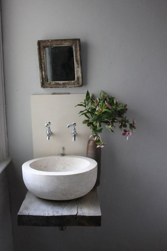 Turn Your Small Bathroom Big On Style With These 15 Modern ... on Modern:kkgewzoz5M4= Small Bathroom  id=32411