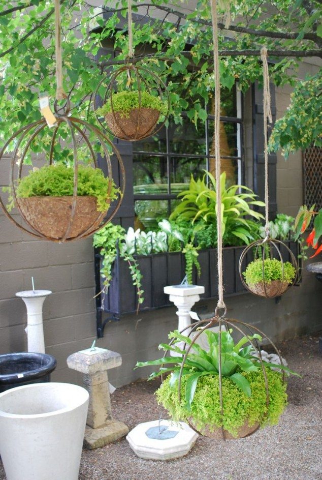 12 Excellent DIY Hanging Planter Ideas For Indoors And ... on Plant Hanging Ideas  id=18232