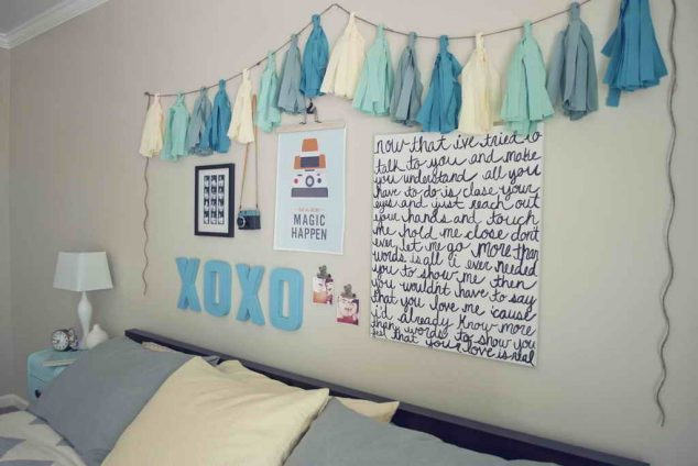 1 25 Age S Room Decoration 634x424 15 Super Easy Diy Decorations For Dorm