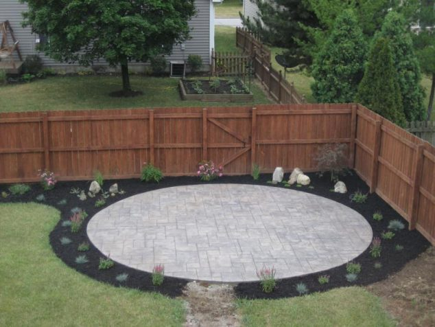 13 Circle Patio Ideas That Are Attractive For Your Eyes on Circular Patio Ideas id=25339