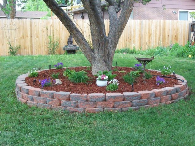 15 DIY Favorite Backyard Garden Ideas For This Summer on Backyard Landscaping Ideas With Trees id=89536