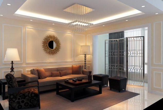 15 Marvelous False Interior Ceiling That Contemporary ...