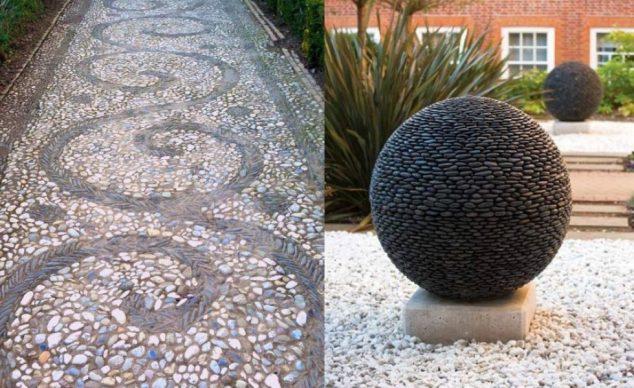 14 DIY Stone Decor Ideas For Garden Transformation In Best ...