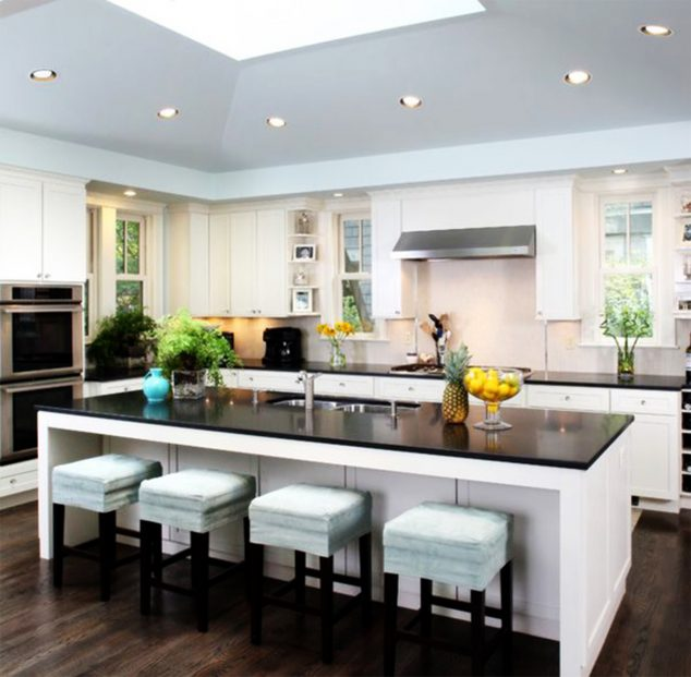 24 Kitchen Island Designs Decorating Ideas: 17 Kitchen Islands With Seating Options That Are Must-Have