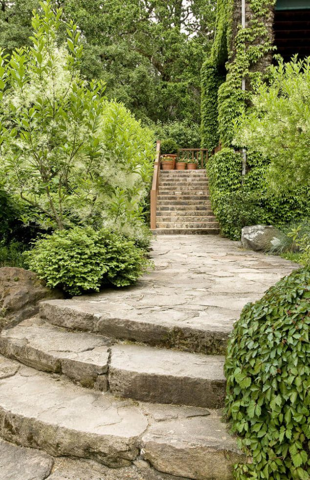 12 of The Very Attractive Garden Landscaping Stepping Ideas on Backyard Patio Landscaping id=52390