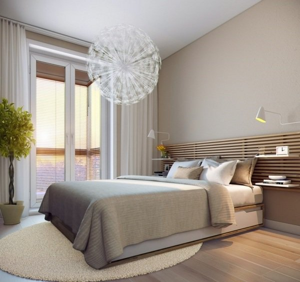 20 Bedroom Chandelier Designs Decorating Ideas: 20 Ideas How To Design Small Bedroom That Abound Elegance