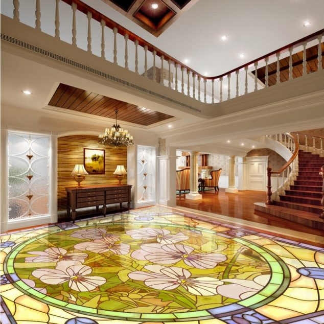 15 Lovely 3d Epoxy Floor For Spectacular Living Room