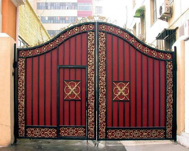 Modern Gate Designs That Will Add Glam