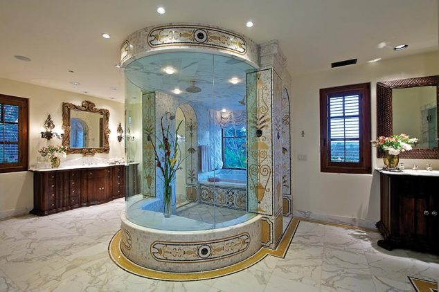 15 Marvelous And Luxury Bathroom Ideas